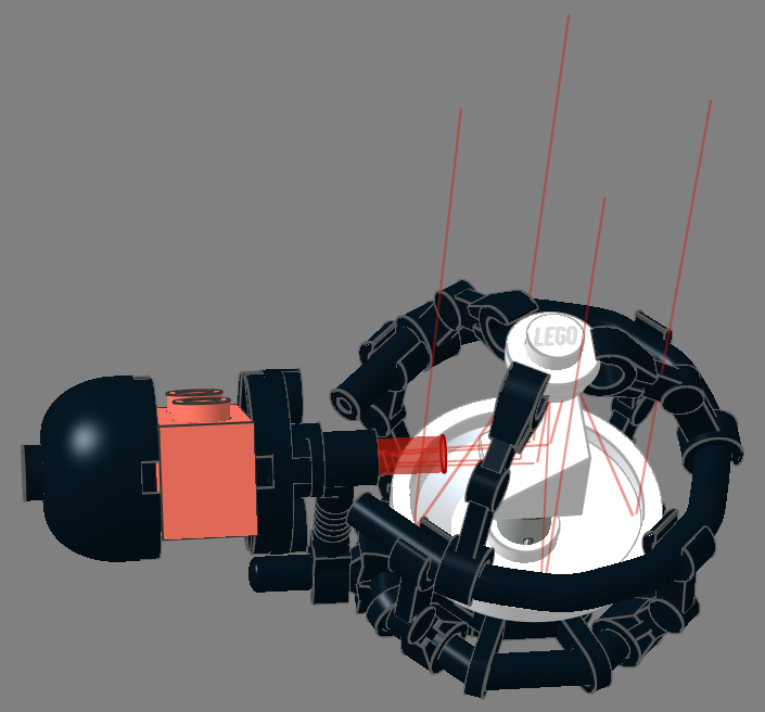 SOFIA telescope small  Strahlen1-Step13