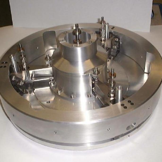 Teleskop - Sekundärspiegel