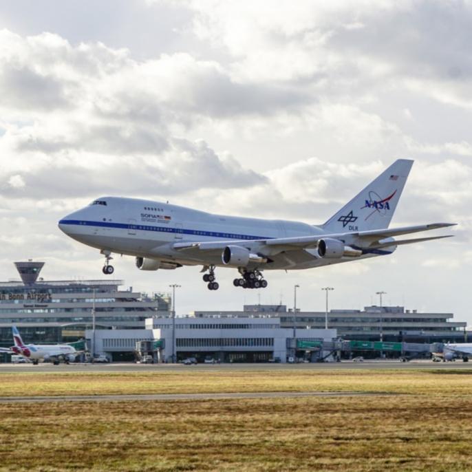 landing in Cologne