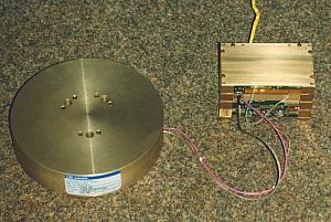 Prototyp eines Lagerkreises, Copyright: MAN Technologie
