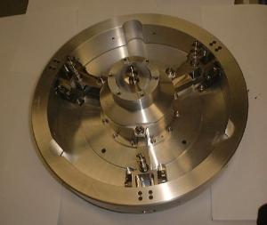 Prototyp des Secundärspiegelantriebs, Copyright: Kayser-Threde