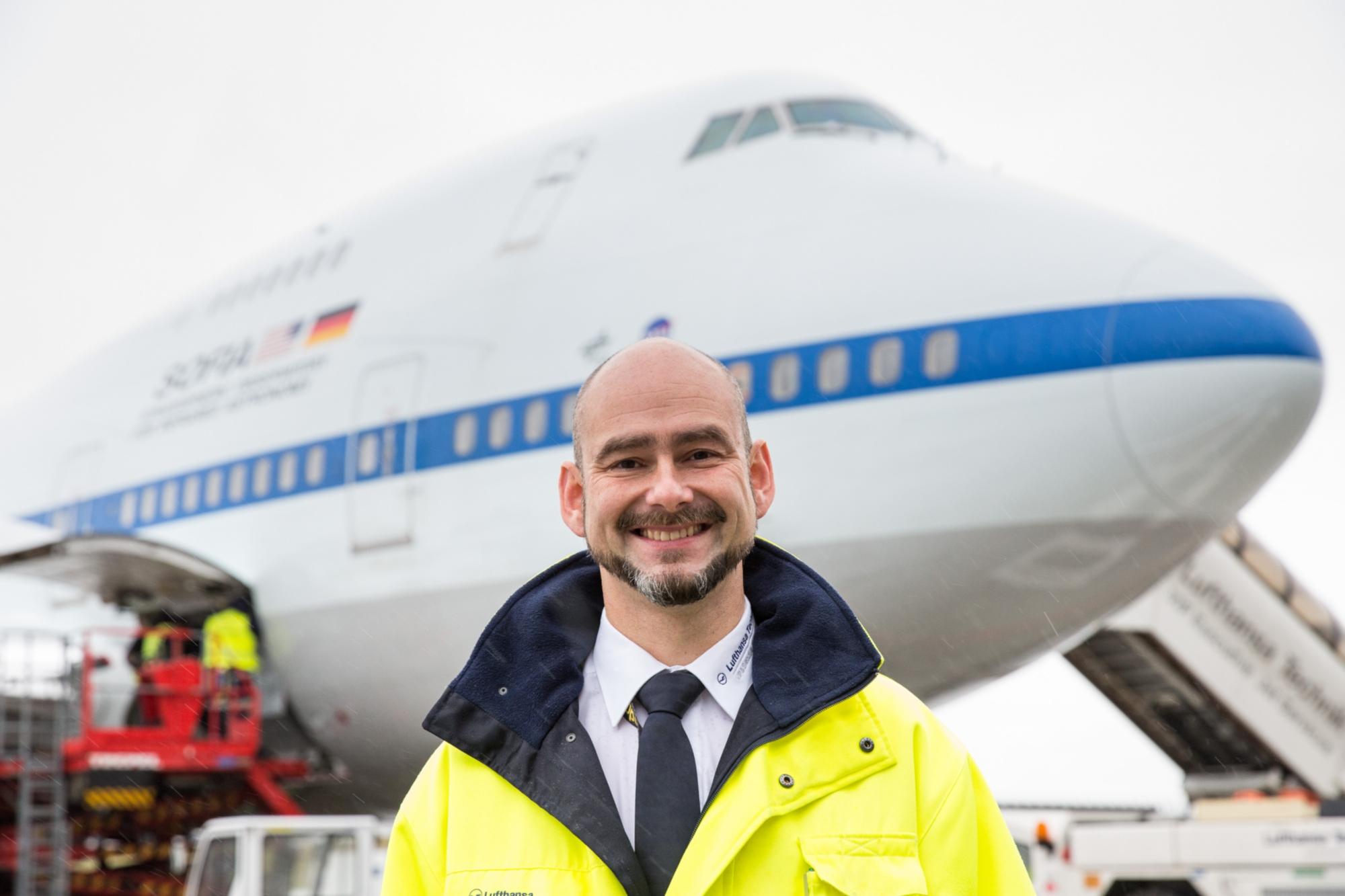 Sven Hatje - Projektleiter bei LHT