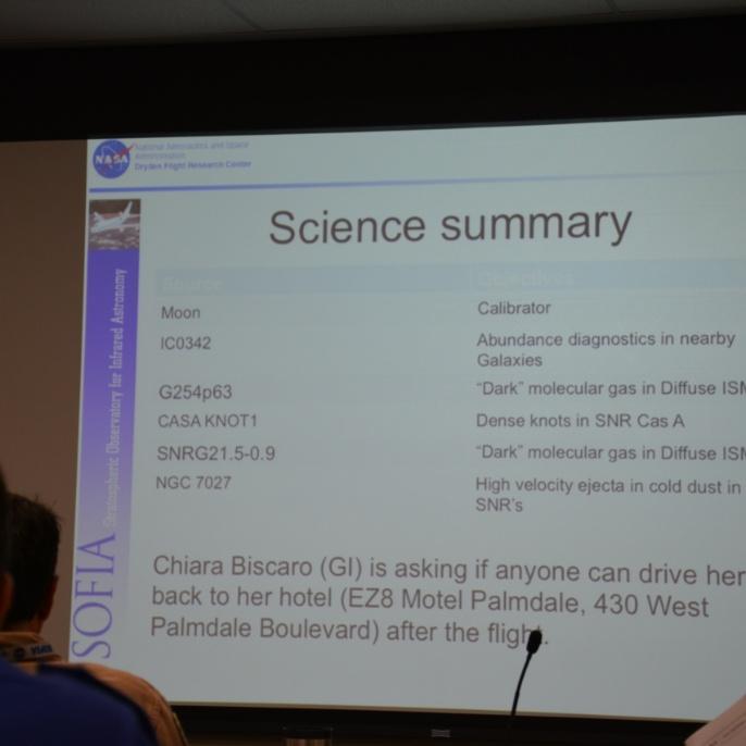 Science Summary; copyright @ DSI