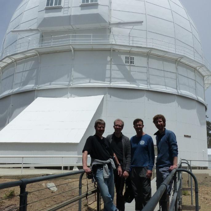 001 am Mt Wilson Observatoryl