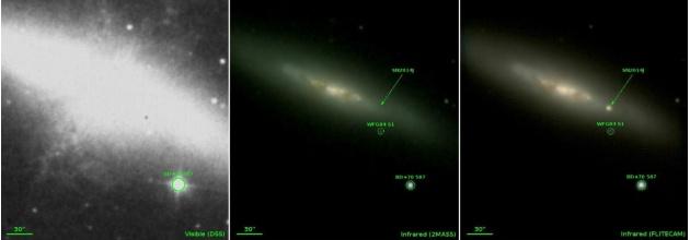 SN2014J im oprischen umd Nah-Infraroten