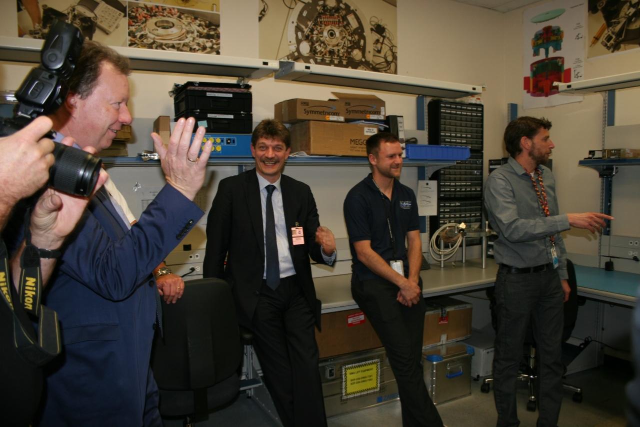 5_Besichtigung SMM Labor