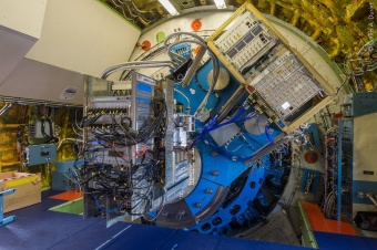 GREAT am SOFIA Teleskop
