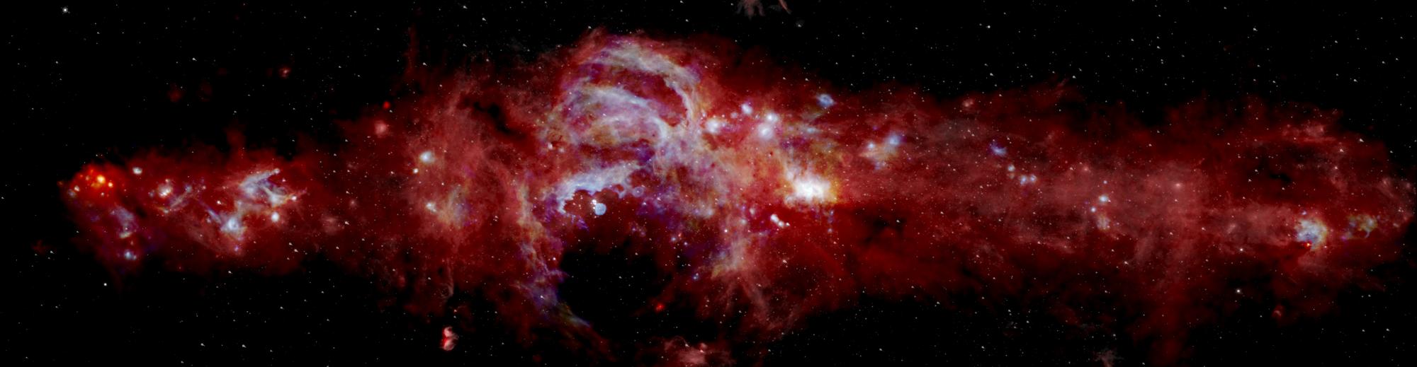 Zentrum der Milchstraße