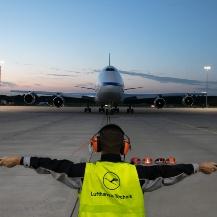 Jan Brandes DLR / DSI / Lufthansa Technik AG