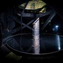 Teleskop bei geschlossener Tür DSI, Christian Götting, LHT