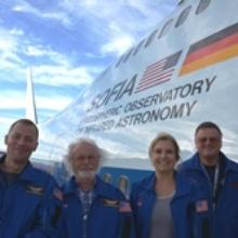 Sternentstehungen auf der Spur: vier deutsche Lehrkräfte an Bord von SOFIA