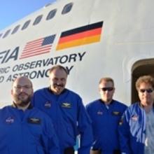 Vier deutsche Lehrkräfte auf SOFIA-Fortbildung in Kalifornien