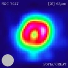 FIFI-LS am SOFIA Teleskop