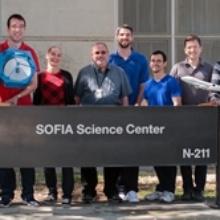 DSI Team mit NASA Group Achievement Award ausgezeichnet